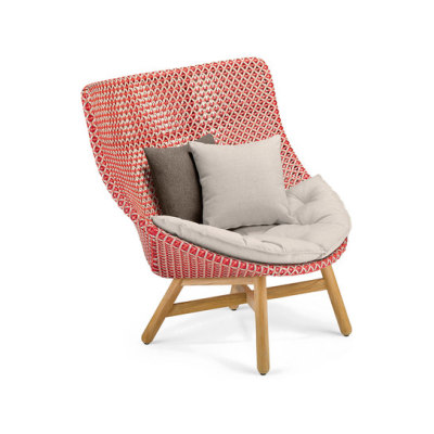 Mbrace Lounge Chair Amp Footstool By Dedon By Dedon Clippings