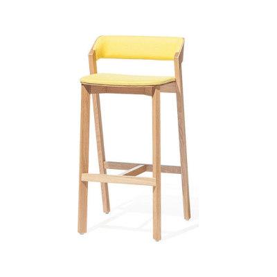 Merano Barstool upholstered by TON