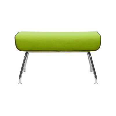 Milo footstool by Softline A/S