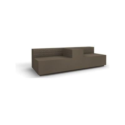 Minimal+ twin sofa by JSPR