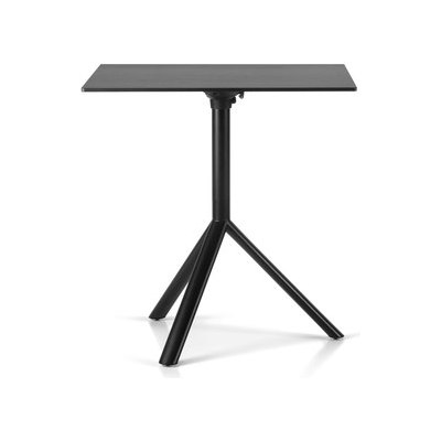 Miura squared bistro table by Plank