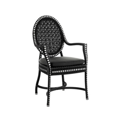 Monaco armchair by Point