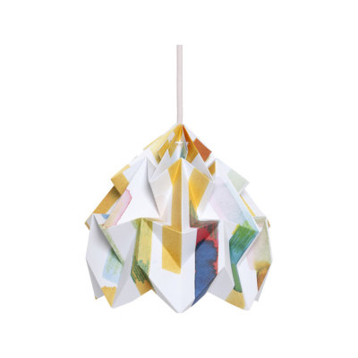 Moth Lamp - Tas-ka Midzomernacht by Studio Snowpuppe