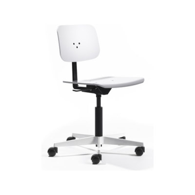 Mr. Square working chair by Lampert
