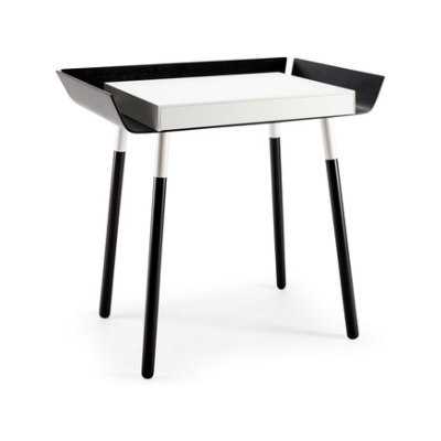 My writing desk small Black by EMKO