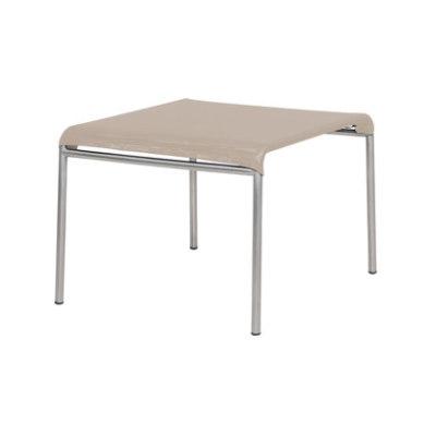 Natun Hemp footstool by Mamagreen