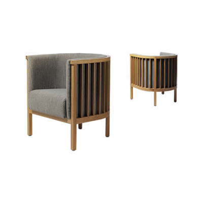 Neptunus I easy chair by Gärsnäs