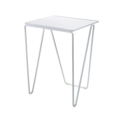 Nesting Table medium white by Serax