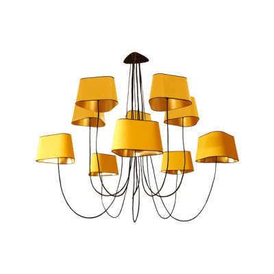 Nuage Chandelier 10 large by designheure