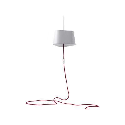 Nuage Nomadic pendant light small by designheure
