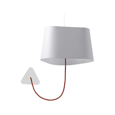 Nuage Wall-fixed pendant light large by designheure