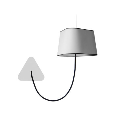 Nuage Wall-fixed pendant light small by designheure