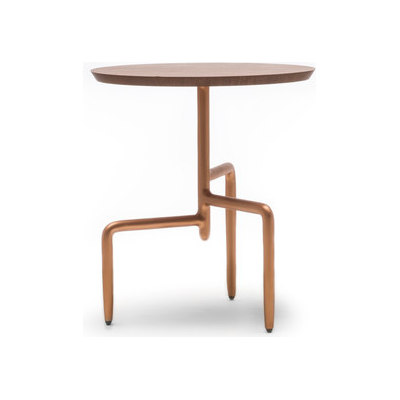 Nyala End Table by Kenneth Cobonpue