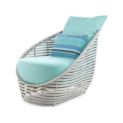 Oasis Lounge Chair by Kenneth Cobonpue
