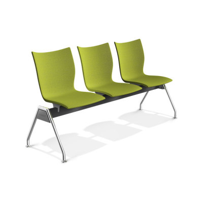Onyx Beam Seating 2433/99 by Casala