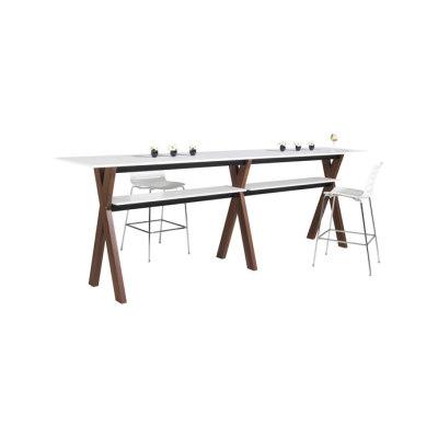 Partita Bar Table by Koleksiyon Furniture