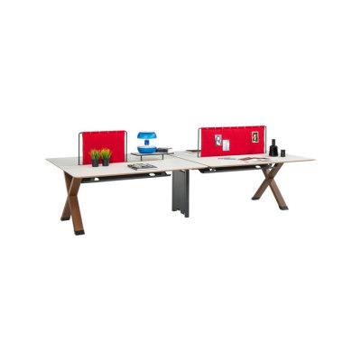 Partita Operational Desk System by Koleksiyon Furniture