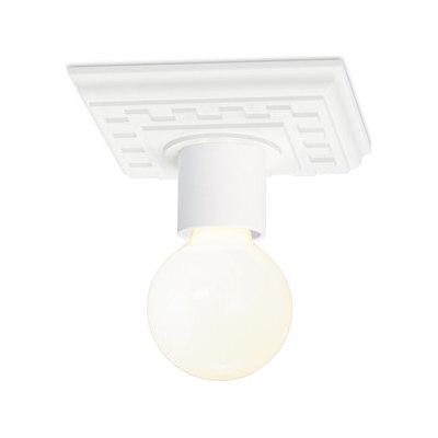 Paul pa 1 powder-coated matt white by Mawa Design