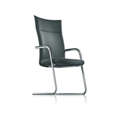 pharao cantilever chair high by fröscher