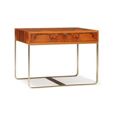 piedmont side table / nightstand by Skram