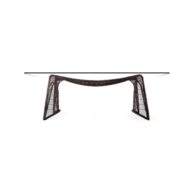 Pigalle Dining Table rectangular by Kenneth Cobonpue