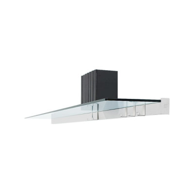 Pioneer R03 Wall shelf with hooks by Ghyczy