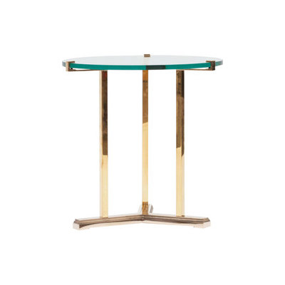 Pioneer T37 Side table Brass Gloss