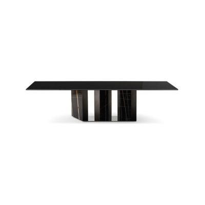 Platium Table by Gallotti&Radice