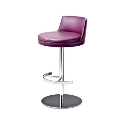 Ponza GP height-adjustable stool by Frag