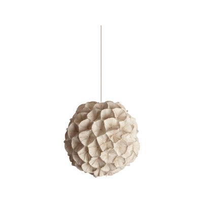 Poppy Hanging Lamp medium by Kenneth Cobonpue