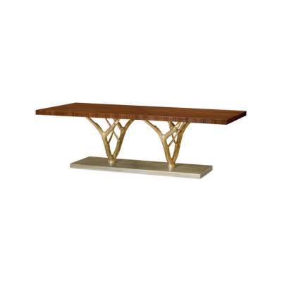 Primitive | Dining Table by GINGER&JAGGER