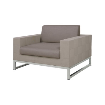 Quilt sofa 1-seater by Mamagreen