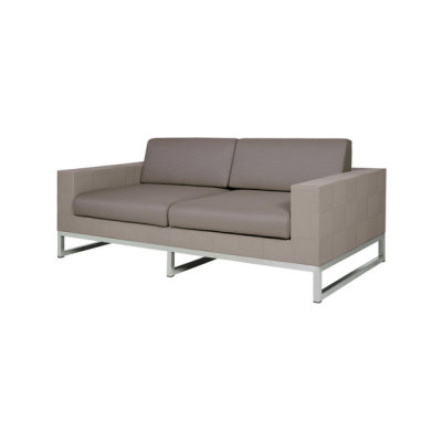 Quilt sofa 2-seater by Mamagreen