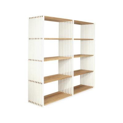 Rebar Foldable Shelving System Shelf 4.4 by Joval