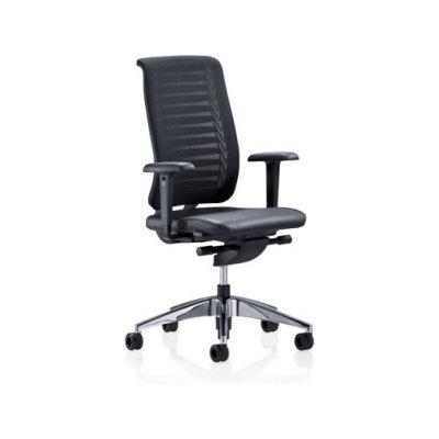 REFLEX Swivel chair by Girsberger