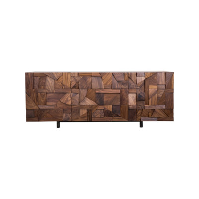 Relief Credenza by Todd St. John