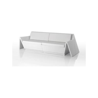 Rest Sofa - Modular, Corner White