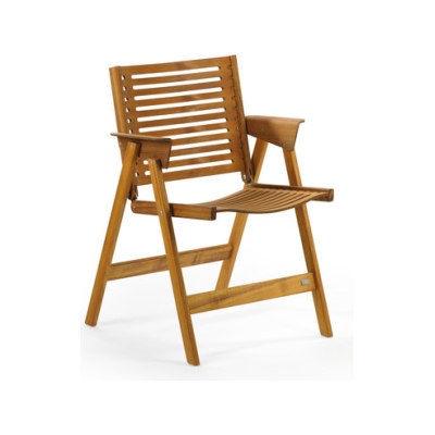 Rex Chair teak by Rex Kralj