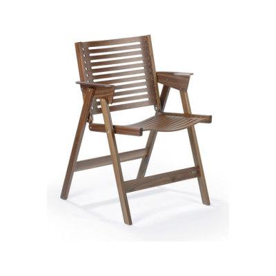 Rex Chair walnut by Rex Kralj
