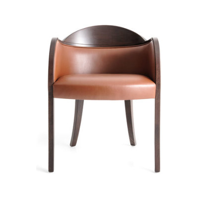 Roulette Armchair by Bross