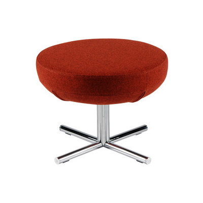 Round Pouffe by B&T Design