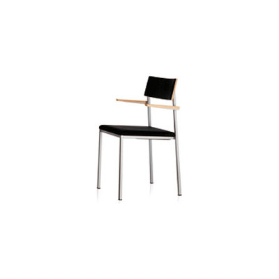 S20 chair with arms by B+W