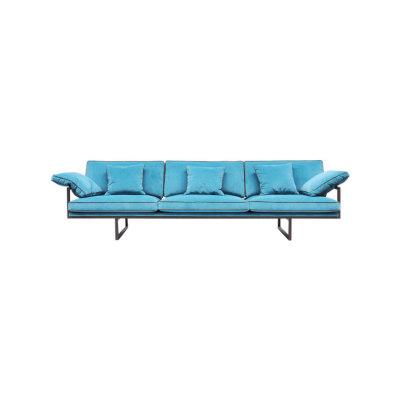 Safari GP01 Sofa Blue