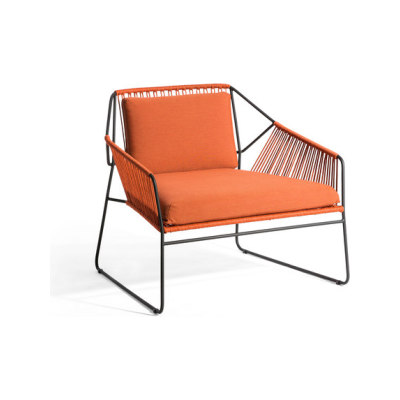 Sandur Club Chair Full Woven by Oasiq