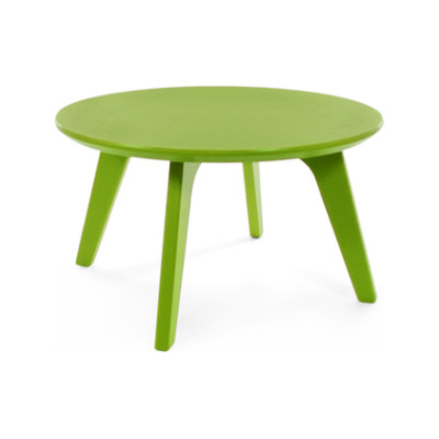 Satellite End Table round 26 by Loll Designs
