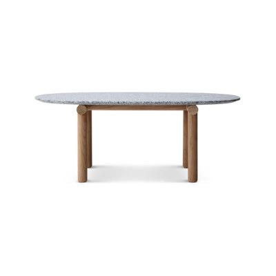 Savannah Table EJ 880-T by Erik Jørgensen