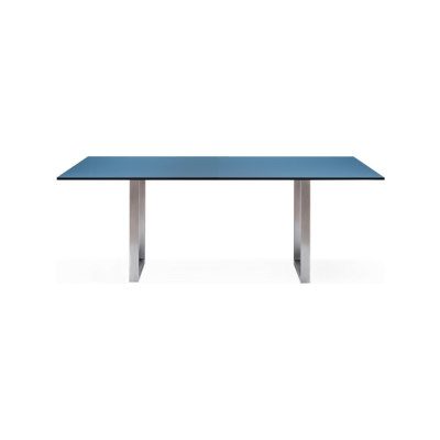 SC 25 Table | HPL with steel legs by Janua / Christian Seisenberger