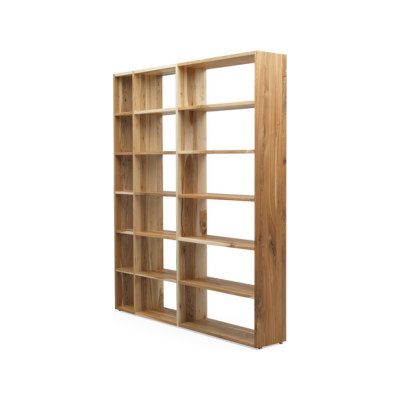 SC 27 Shelving system | Wood by Janua / Christian Seisenberger