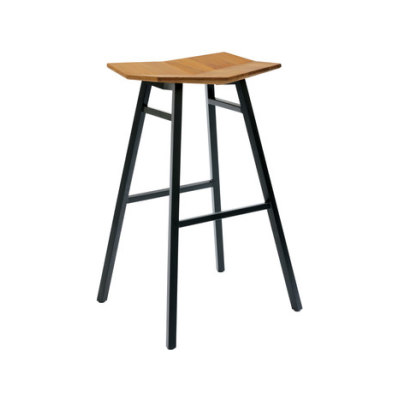 SEMBILAN bar stool by INCHfurniture