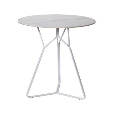 Serac Dining Table Ceramic by Oasiq
